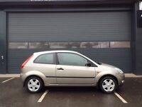 Ford Fiesta Zetec 1.4 ** 1 Year MOT...12 Service Stamps**