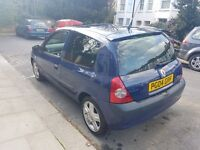Renault Clio 1.2 16V Two Previous Female Owners