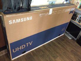 Brand new Samsung 65inch 4K TV