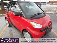 2013 Smart fortwo Pure Pkg *** CERTIFIED & E-TESTED *** $6,999