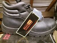 Safety Boots steel toe cap