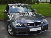 £0 DEPOSIT FINANCE*** BMW 3 Series 2.0 318i M Sport 4dr ***FULL SERVICE HISTORY***FREE AA WARRANTY