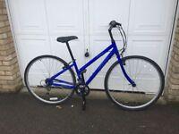 Ladies Apollo city bike