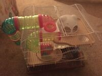 New hamster cage, will take offers