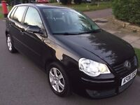 LEFT HAND DRIVE VW POLO 1.4 TDI SPORT DIESEL MANUAL