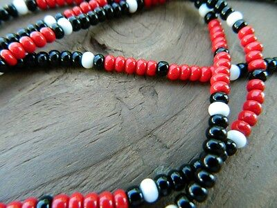 Jim Morrison Cobra Necklace™/The Doors/ Reverse Colors Movie bead necklace