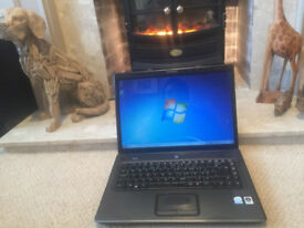 HP Intel Dual Core, 200GB, 2GB, Webcam, Office 2016, Windows 7 Home/Business laptop -RRP - £599