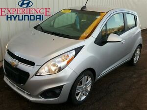 2015 Chevrolet Spark 1LT CVT 4 BRAND NEW TIRES ON THIS FUEL SIPP