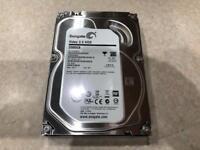 2TB (2000GB) Hard Drive 3.5
