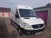 MERCEDES-BENZ SPRINTER 313 CDI MWB 2010REG FOR SALE