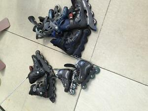 Roller Blades--only $10 each Kitchener / Waterloo Kitchener Area image 1