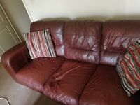 Free collection from Rumney sofa and arm chair