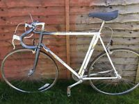 Raleigh Equipe racing bicycle