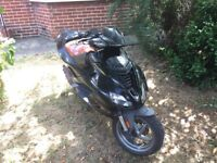 Aprilia sr50 moped