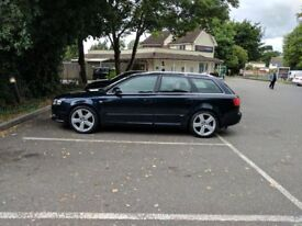 Best Audi A4 estate with LOW millage for sale