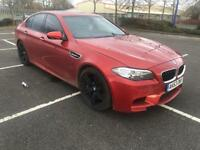 2014 63reg BMW M5 4.4 553bhp Very Low Miles