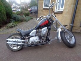 MINI/MIDI CHOPPER MOTOR BIKE 50cc £295 MAIDSTONE