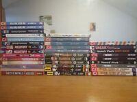 Collection of manga Japanese comic books job lot