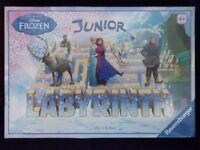 Frozen Junior Labyrinth 22314 Ravensburger Children's fun Game. New & Sealed. Nice gift idea.