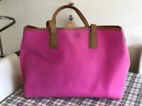 Pink Changing Bag by Storksak of London