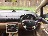 07873 638269 - 2001 - Ford Galaxy 1.9 TD – GHIA – 7 Seater- DIESEL -