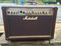 MARSHALL AS 50D COMBO AMPLIFIER
