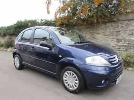CITROEN C3 1.4i DESIRE 5 DOOR SUPERB MILES ONLY 47K MILES SUPERB HISTORY
