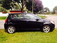 GREAT on GAS! 2009 Chevrolet Aveo