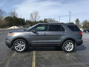 2014 Ford Explorer XLT 4WD/NAVIGATION/HEATED LEATHER