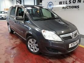 Vauxhall Zafira Elite Cdti Ecoflex - AUCTION VEHICLE