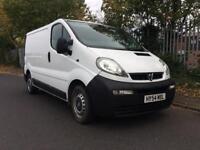 Vauxhall Vivaro/Trafic - 2004 - 87,000 Genuine Miles - 6 Speed - FSH - Clean Van