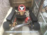 2 STROKE RACE GO KART FOR SALE