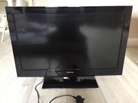 """Toshiba 32"""" Television with built in DVD player"""
