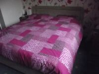 Superkingsize Double Bed Electrically adjustable