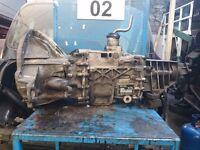 Lti tx4 manual gearbox perfect order