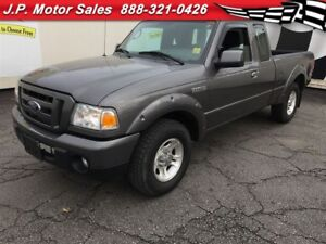 2011 Ford Ranger Sport, Extended Cab, Auto,