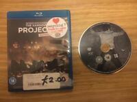 Project X blueray movie