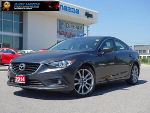 2014 Mazda Mazda6 6 GT/NAVI/BOSE/LEATHER