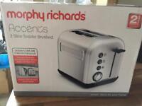 Morph Richards toaster