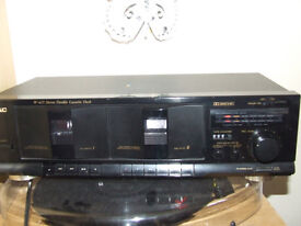 TEAC W 415 Stereo cassette deck