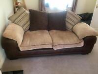 Luxury sofa set (originally from Leekes)