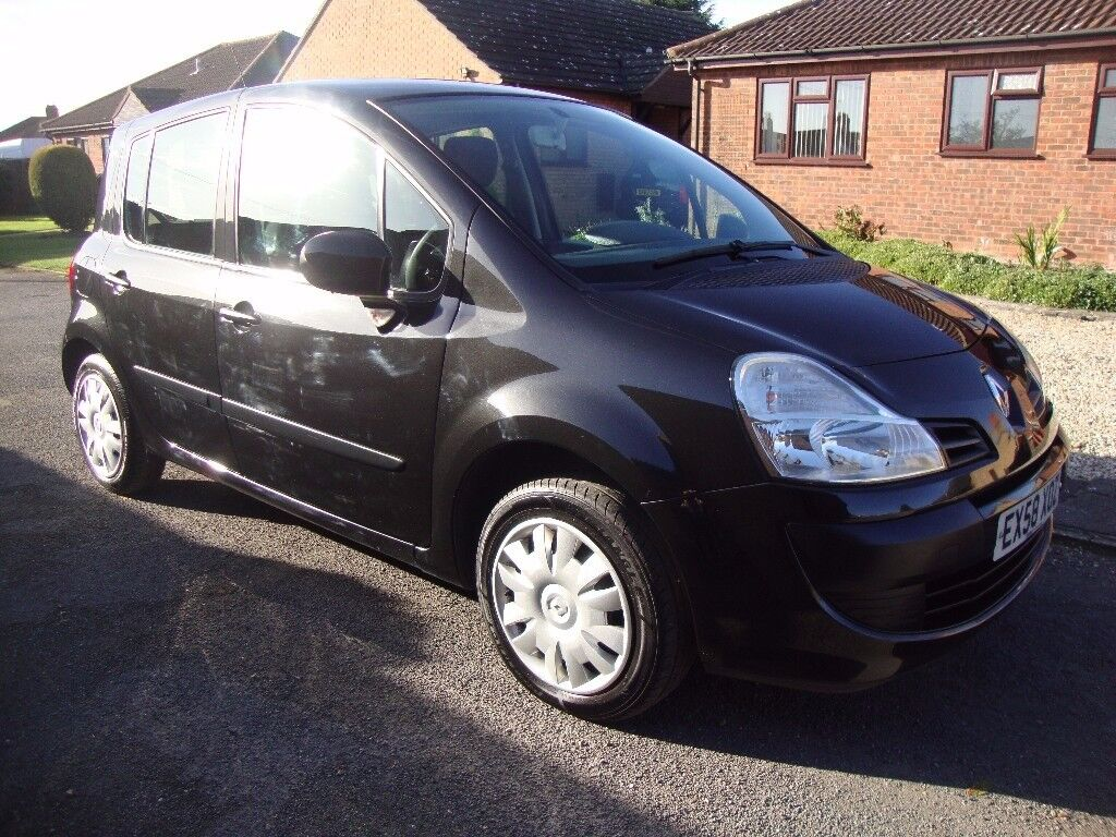 2008 (58) Renault Modus Expression 1.2 75 petrol - Full Service History