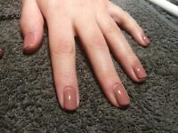 Gel nails, luxury manicures and pedicures half price for all new customers from £7.50