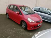 2007 07 honda jazz long mot cheap