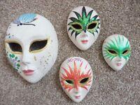 Porcelain Masks