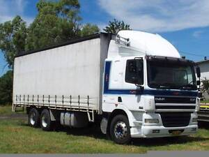 2006 DAF CF85 430 6x4 Tautliner/curtainside/traytop Inverell Inverell Area Preview