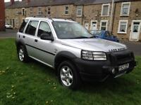 2003 Land Rover freelander td4 112k full leather £995