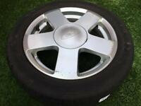 Ford Fiesta Alloy Wheel 195(50(R15