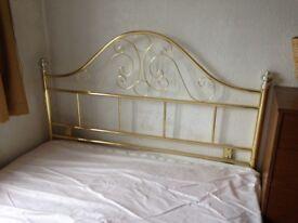 FREE: Double Bed Base & Mattress