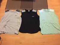 3 Mens Adidas Gym tops Large smoke free home millbrook oos